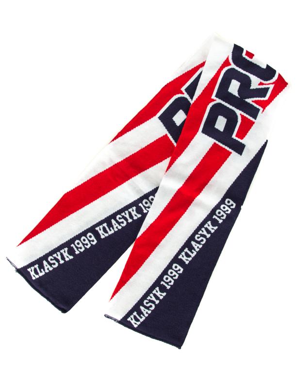 Szalik Prosto Ultra  Navy-Red