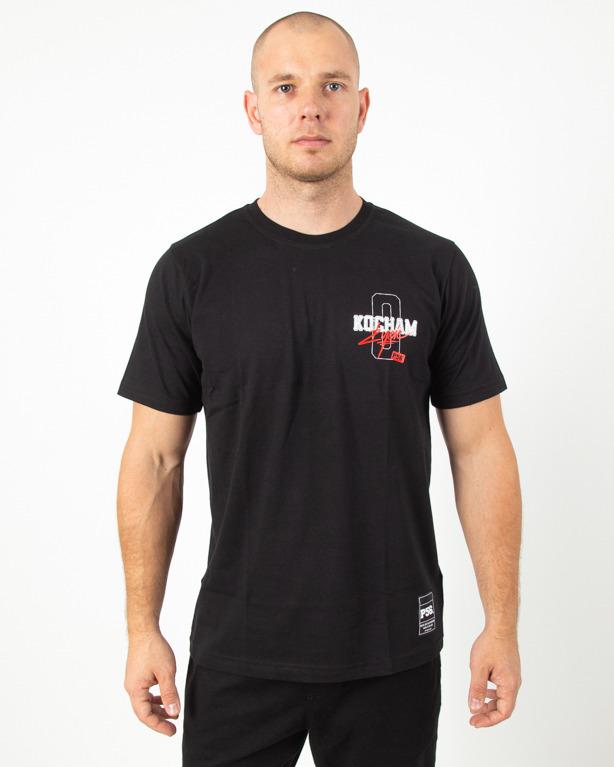 T-shirt Dudek P56 Kocham Black