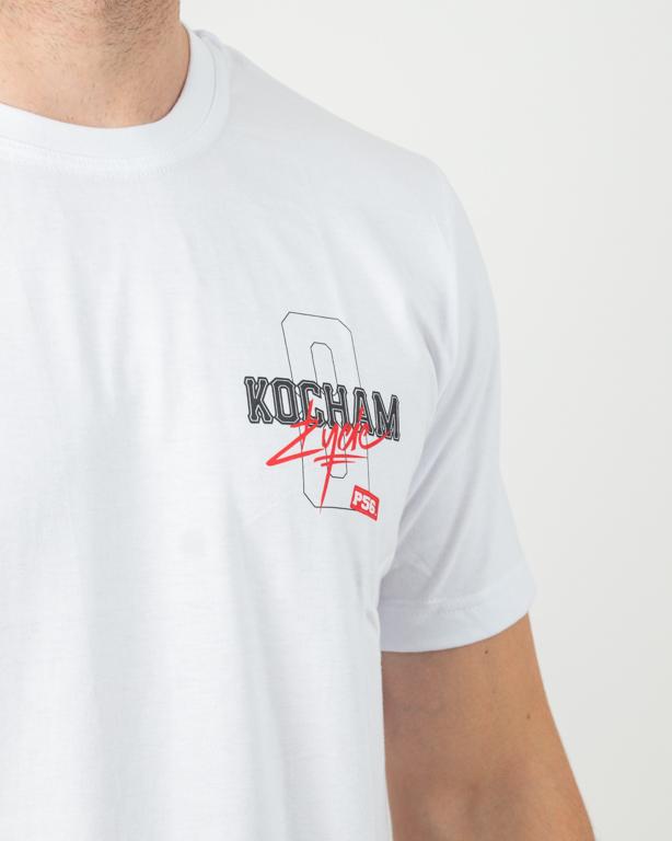 T-shirt Dudek P56 Kocham White