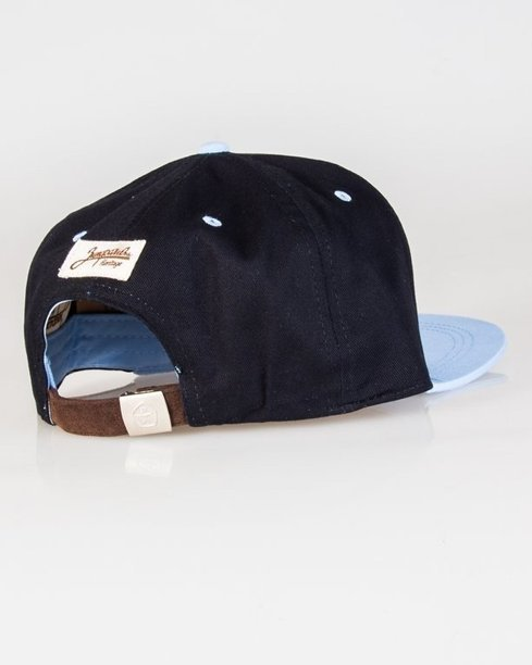 TRUE SPIN SNAPBACK SWALLOW NAVY-BLUE
