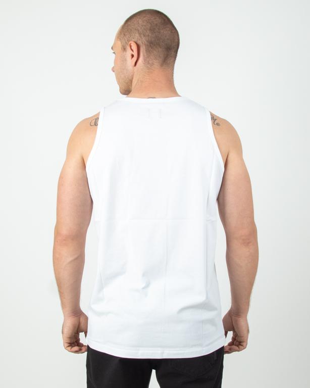 Tank Top Prosto Shield V White