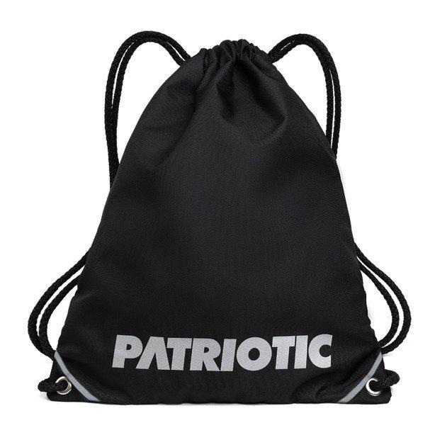 Worko-Plecak Patriotic Futura Reflex Black